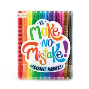 ooly - Make No Mistake! Erasable Markers