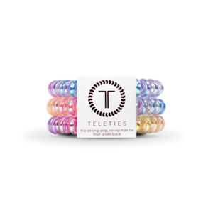 TELETIES - Eat Glitter for Breakfast Hair Ties