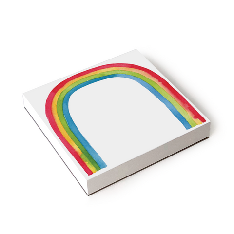 E. Frances - Rainbow Notepad