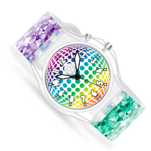 Watchitude - Light Up Watch in Sassy Sequins