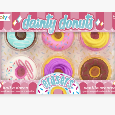 ooly - Dainty Donuts Scented Eraser