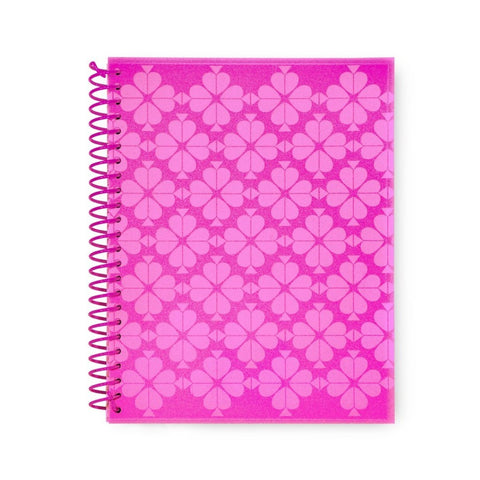 Kate Spade - Spiral Notebook in Neon Pink