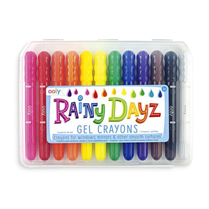 ooly - Rainy Day Gel Crayons