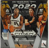 20/21 Prizm Draft Picks Basketball Pack Draft #1