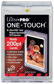 200PT UV ONE-TOUCH Magnetic Holder