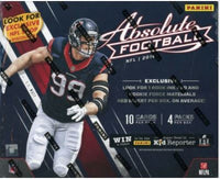 2016 Absolute Football Mega Box