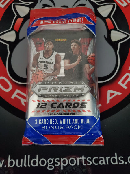 2020/21 Panini Prizm Draft Picks Basketball Hanger/Cello Pack