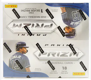 4 Box Prizm Quick Pitch Divsion Draft #1