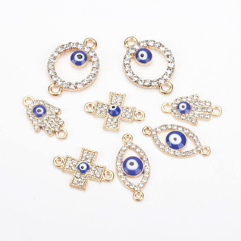 Evil eyes pendants