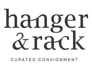 Hanger & Rack Curated Consignment
