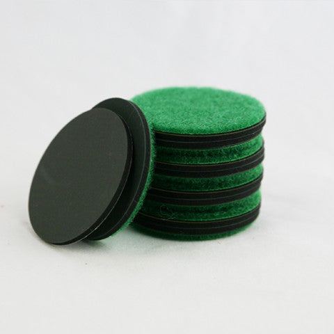 Green Pads (velcro) - EcoMaster