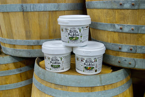 O' Great Gallon of Fermented Goodness... (two half gallon tubs/per shipping box)