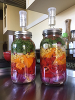 Load image into Gallery viewer, The Pickle-ator - Flint Glass    Home Fermentation Kit