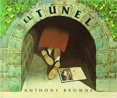 El Tunel - Anthony Browne