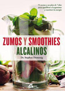 Zumos y Smoothies Alcalinos - Stephan Domenig