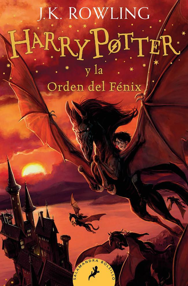 Harry Potter y la Orden del Fenix (Harry Potter 5) - J. K. Rowling