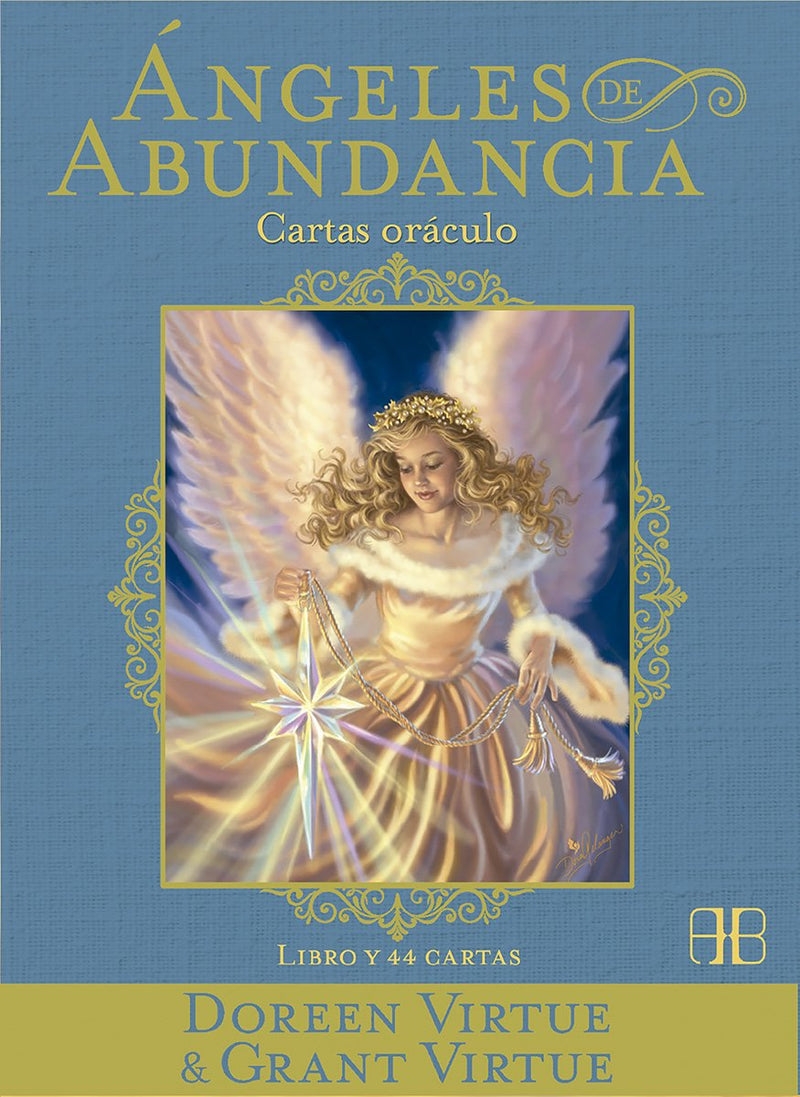Angeles de Abundancia (Libro + Cartas) - Doreen Virtue