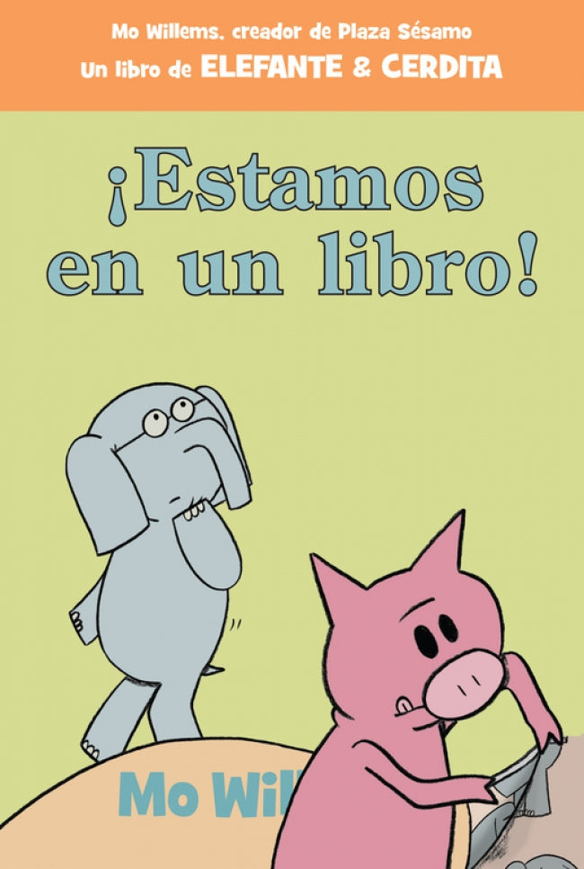 Estamos en Un Libro - Mo Willems