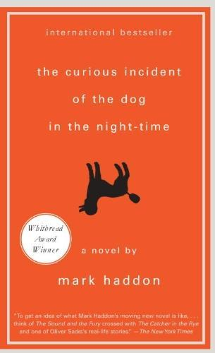 The Curious Incident of the Dog in the Night - Mark Haddon