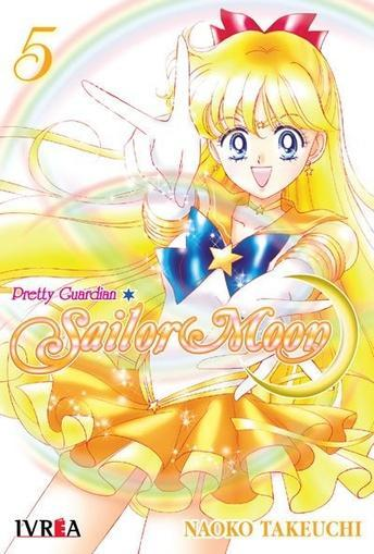 Sailor Moon 5 - Naoko Takeuchi