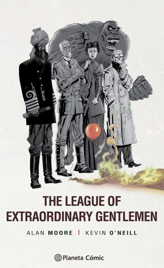 The League of Extraordinary Gentlemen 2 - Alan Moore y Kevin O'Neill