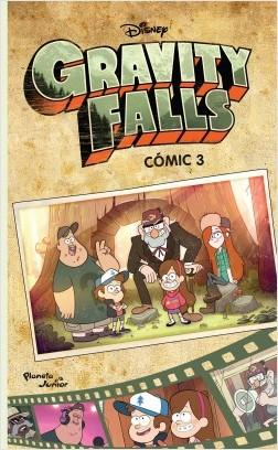 Gravity Falls Comic 3 - Alex Hirsch