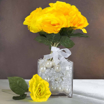 Artificial Roses, Silk Roses, Artificial Flower Decoration, High Quality Silk Flowers, Synthetic Flowers#color_parent