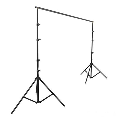 Portable Backdrop Stand, Adjustable Backdrop Stand, Heavy Duty Backdrop Stand, Background Stand, Photo Backdrop Stand#color_black