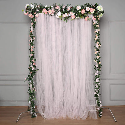 Tulle Backdrop, Backdrop Curtains, Sheer Curtain Panels, Backdrop Drapes, Curtain Background#color_parent