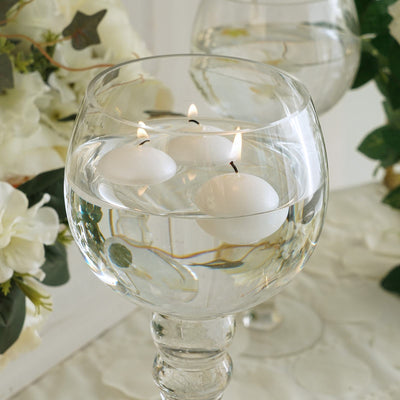 Floating Candles, Dripless Candles, White Floating Candles, Unscented Votive Candles, Floating Water Candles#size_parent
