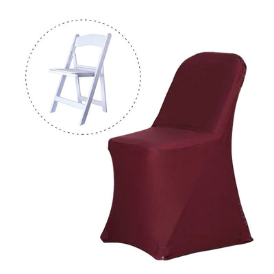 spandex folding chair covers, spandex chair covers, stretch chair covers, decorative chair covers, fitted chair covers#color_parent