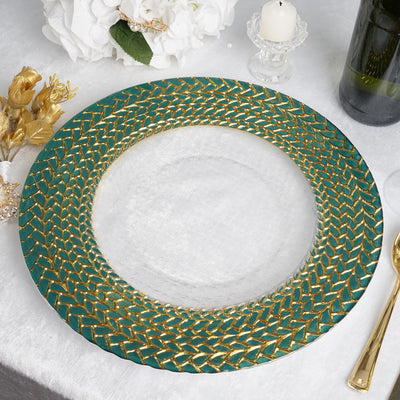 Charger Plates, Glass Charger Plates, decorative charger plates, dinner plate chargers, dinner chargers#color_parent