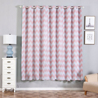 Thermal Blackout Curtains, Blackout Window Curtains, Chevron Blackout Curtains, Thermal Insulated Curtains, Grommet Blackout Curtains#color_parent