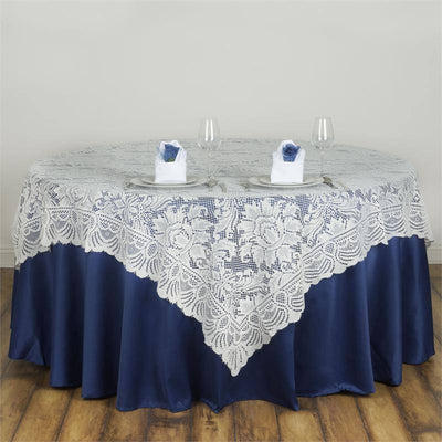 tablecloth overlays, square overlay, lace overlay tablecloth, decorative overlay, square table toppers#color_parent