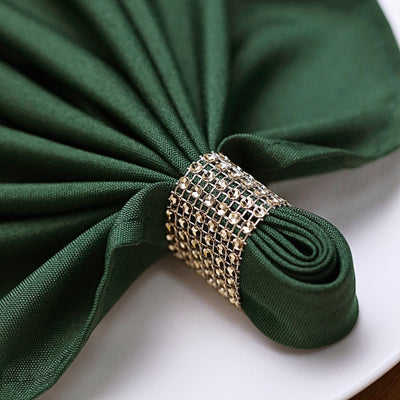 Napkin Rings, diamond napkin rings, rhinestone napkin rings, velcro napkin rings#color_parent