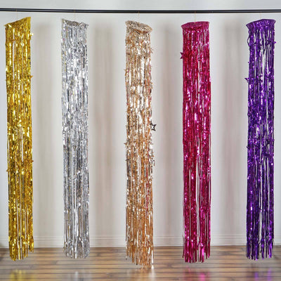 Metallic Streamers, Fringe Streamers, Foil Streamers, Shiny Streamers, Door Streamers#color_parent