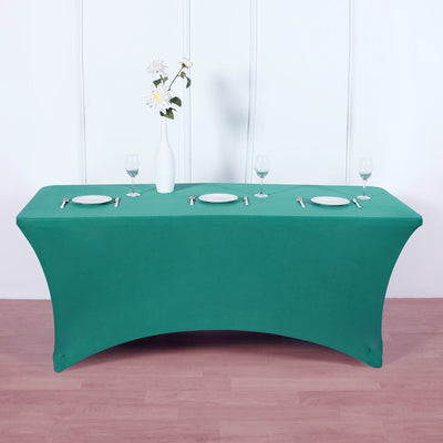spandex table covers, rectangular fitted tablecloths, stretch table covers, fitted tablecloths, elastic table covers rectangle#color_parent