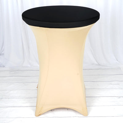 round table top cover, fitted table top covers, spandex table covers, round elastic tablecloth, round spandex table covers#color_parent