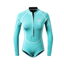 Load image into Gallery viewer, Adult Jumpsuit Warm Wetsuit Snorkeling Clothes