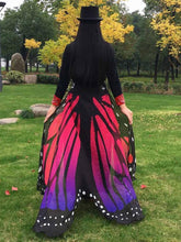 Load image into Gallery viewer, Chiffon Beach Butterfly Wing Print Shawl For Women