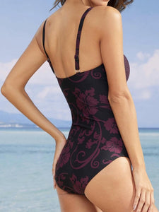 Women Exotic Overall Bikinis One Piece Summer Sexy Slim Swimwear