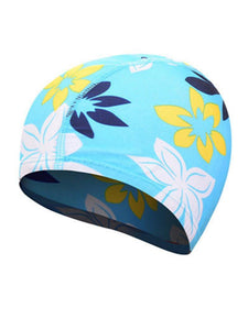 Long Hair swimming cap Suitable swimming pool Spa Stretchable Swim Cap Elastic Waterproof Hat