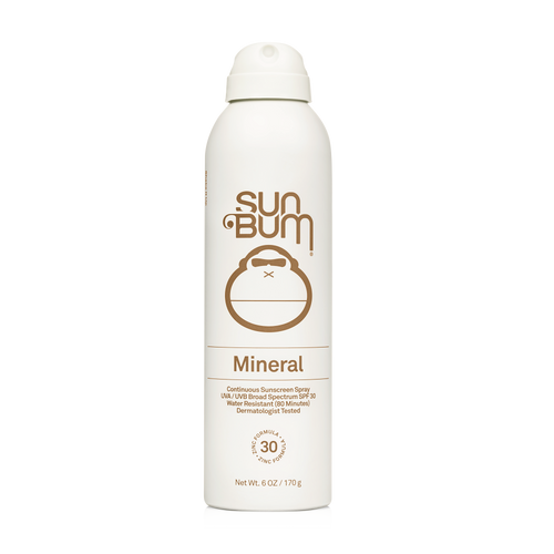 Mineral SPF 30 Sunscreen Spray