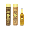 Buy 2 Get 1 Free ( Shampoo + Conditioner + Coconut Argan Oil)