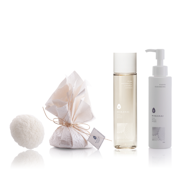Cleansing,Toning & Exfoliation Trio<br>for dry skin <br>($92.00 VALUE)