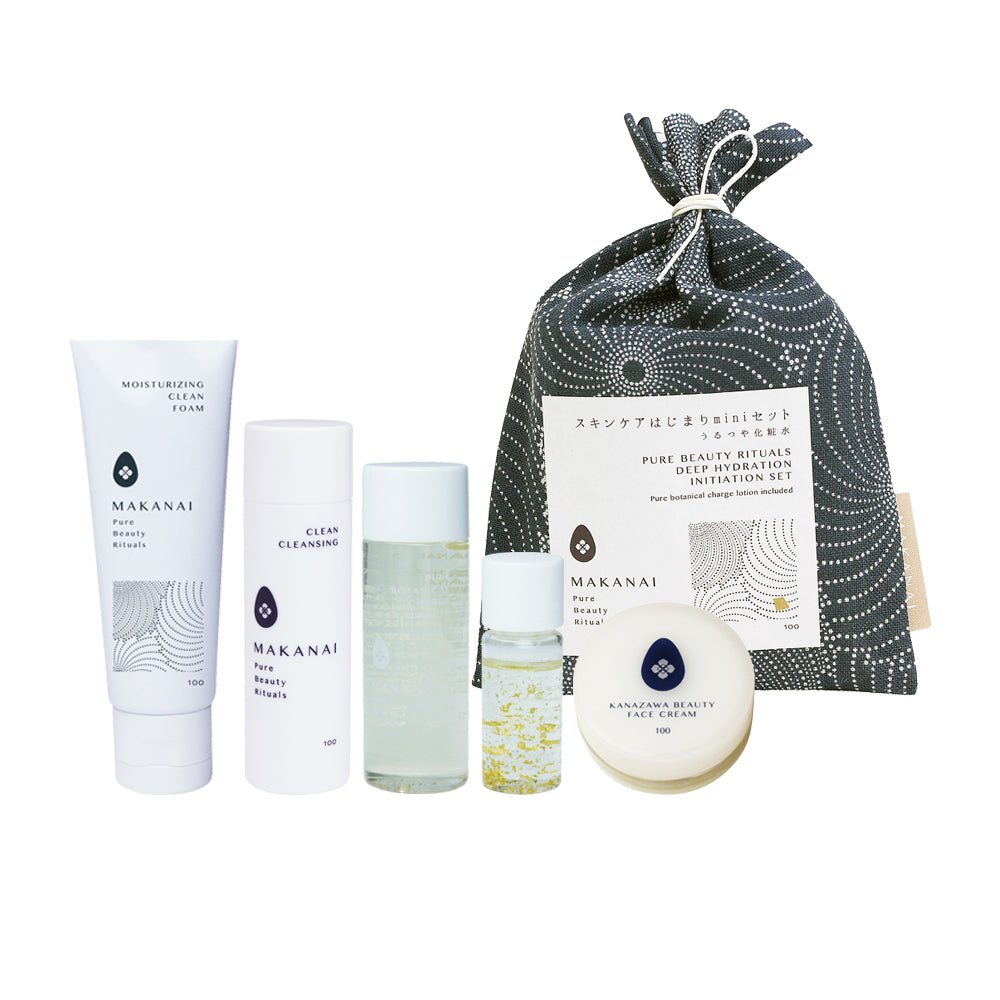 TRAVEL KIT <br> (PURE BOTANICAL CHARGE) <br>Complete and portable on-the-glow