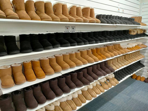 We have a large range of Sheepskin Slipper/Boots, Rugs, Cushion Covers, Car Seat Covers, Scarves, Throws and much more!