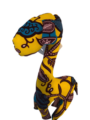Adowa the Giraffe Stuffed Toy