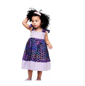 Ananse Party Dress