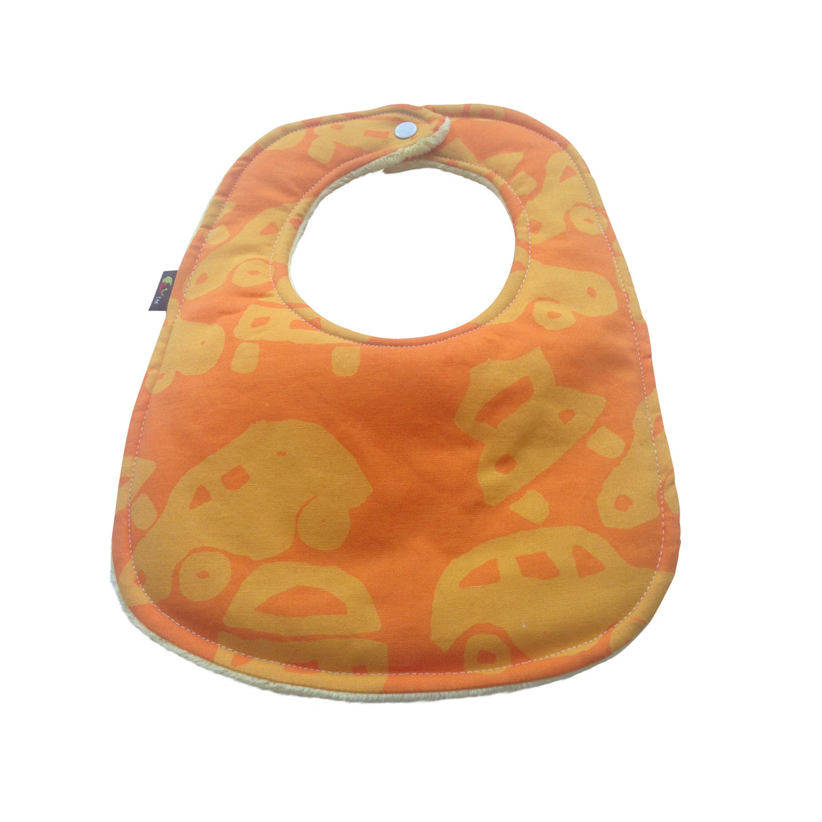 Vroom Vroom and Waterfalls 2-Pack Batik Baby Bib Set (Limited Edition)